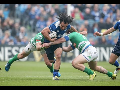 Leinster go top v Treviso ahead of playoffs | Guinness PRO12 Highlights
