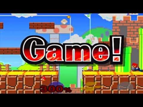 ABM: SUPER SMASH BROS MELEE GAMEPLAY HD!!