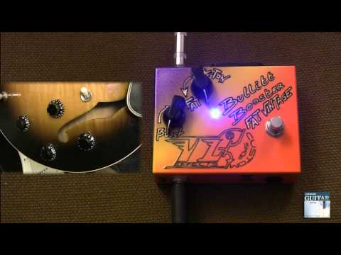 VL Effects Bullitt Booster Fat Vintage Demo