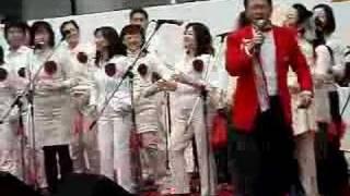 Toshihiko Seko Singing Omatsuri Mambo