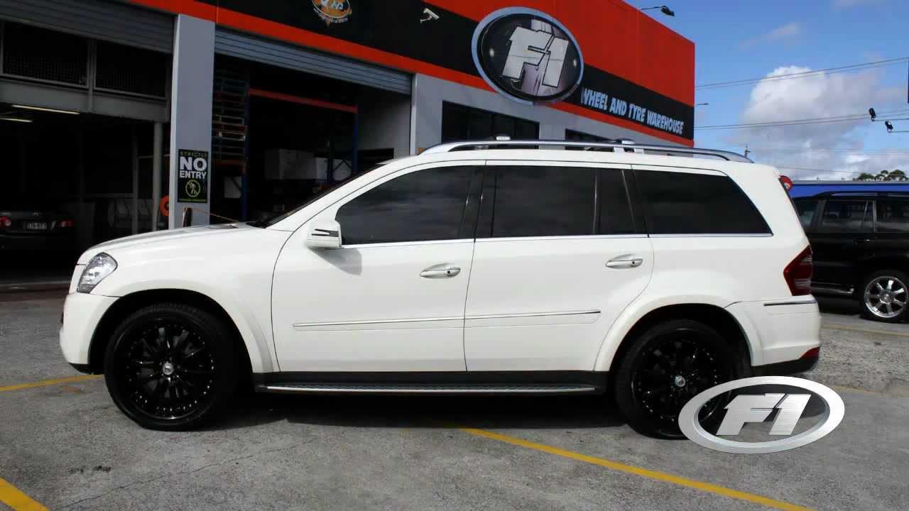 Mercedes Gl 500 Rolling 22 Inch Lexani Lss10 Wheels Youtube