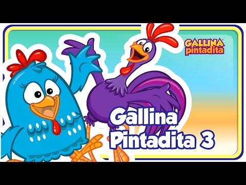 Gallina Pintadita 3 - Oficial - Canciones infantiles para niños y bebés