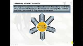 PMP -- Introduction to Project Management I in Arabic
