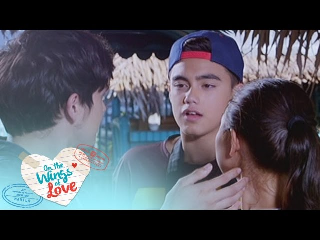 On The Wings Of Love: Harry joins Clark and Leah