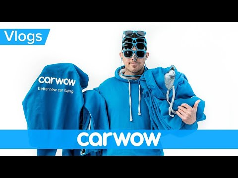 Get some free carwow goodies - but why the giveaway?   MatVlogs