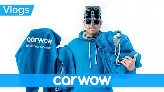 Get some free carwow goodies - but why the giveaway? | MatVlogs