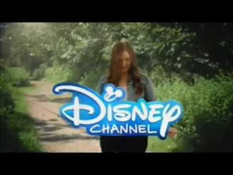 Miranda May - You're Watching Disney Channel! ident