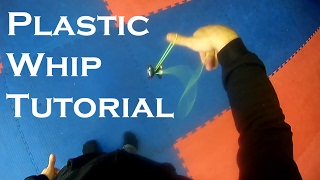 Plastic Whip yoyo trick the easiest way tutorial. How to do the Plastic Whip Tutorial.