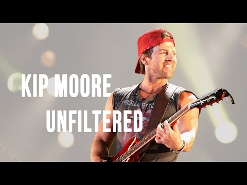 Kip Moore Unfiltered - 'i've Had To Rein Myself In' video