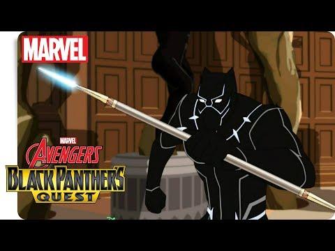 Marvel's Avengers: Black Panther's Quest - Einbruch | NEU auf Marvel HQ Deutschland