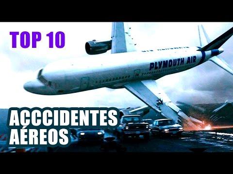 Los 10 accidentes aéreos más catastróficos de la historia