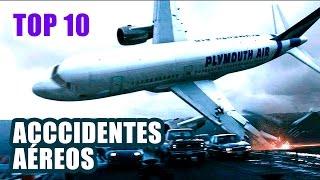 Los 10 Accidentes A�reos M�s Catastr�ficos De La Historia