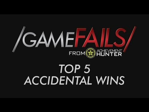 Game Fails: Best Accidental Wins with Ray & Michael