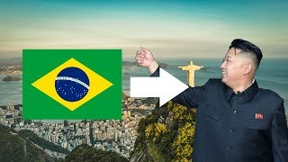 How Brazil is being taken back to dictatorship by only ONE man!