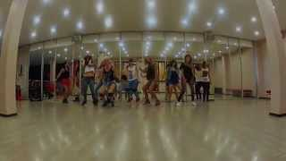 N.E.R.D. - She Wants To Move choreography