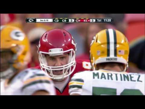 Kansas City Chiefs vs. Green Bay Packers 01/09/2016