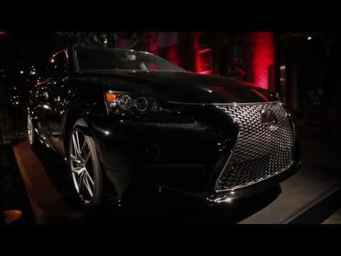 clear magazine covers Lexus DesignDisrupted Final 720p