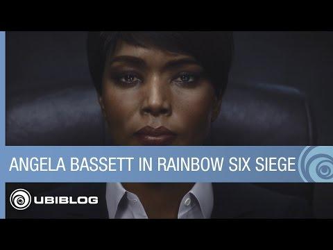 Angela Bassett in Rainbow Six Siege