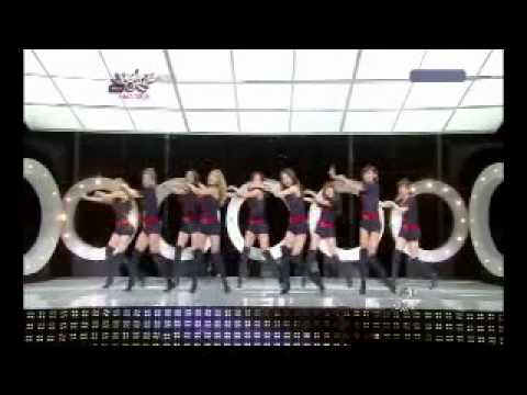 Snsd - Hoot (slow Mo & Mirrored) video