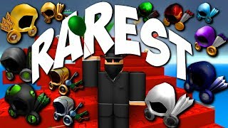 Top 12 Rarest Dominus Hats on ROBLOX