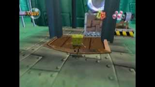 SpongeBob Square: Creature from the Krusty Krab (PS2) - Part 1