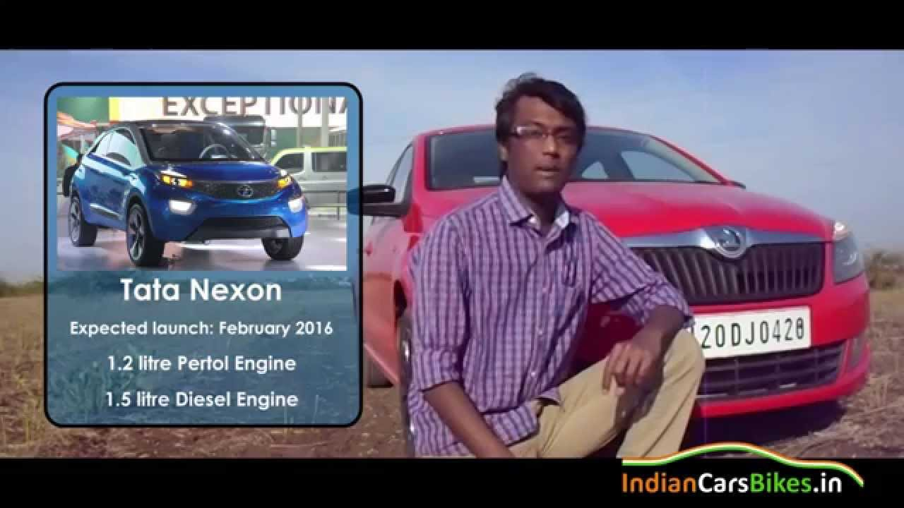 Top 5 Crossovers and SUVs coming to India in 2016 - YouTube
