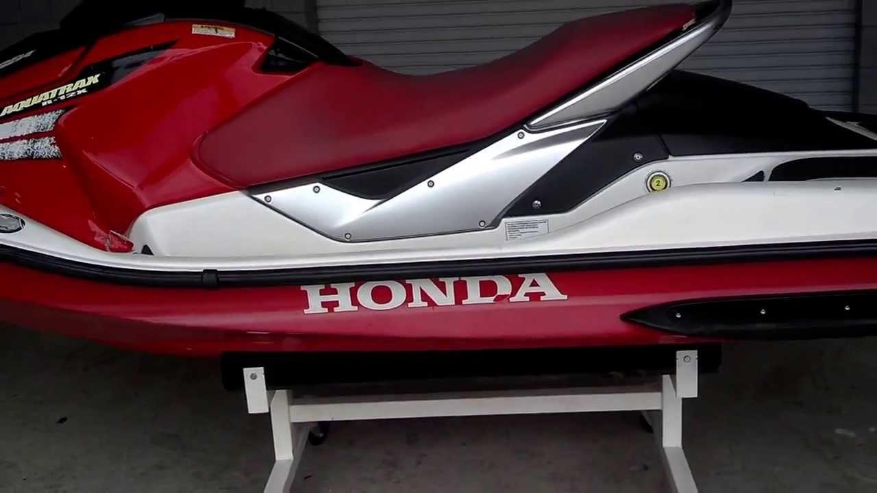 Used 2003 Honda AquaTrax R-12X Turbo For Sale Honda of ...