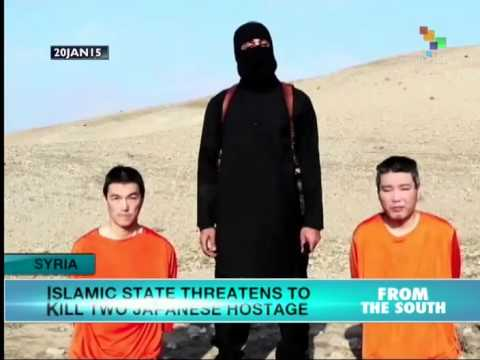 ISIS threats to execute 2 Japanese hostages