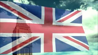 United Kingdom (UK) flag & anthem