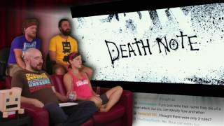 Death Note Trailer!   Show and Trailer: July 2017!
