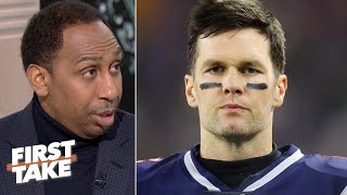 Stephen A. isn't ready to see Tom Brady retire | First Take