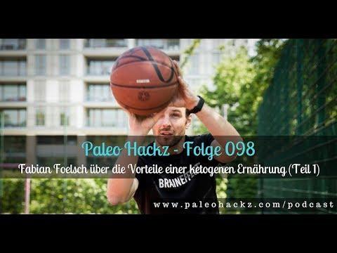 098 - Fabian Foelsch über die Vorteile einer ketogenen Ernährung