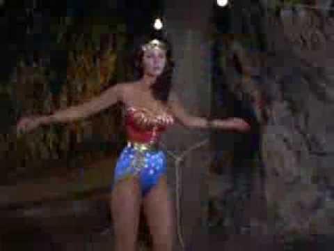 Wonder Woman New Season 2 Intro video