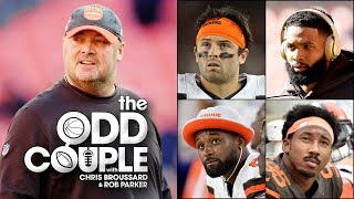 Chris Broussard, Rob Parker & Hue Jackson on the Cleveland Browns Fallout