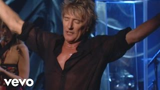 Video Downtown train Rod Stewart