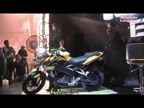 Launching Kawasaki Bajaj Pulsar 200NS