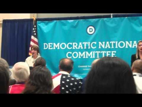 Minnesota Senator at Native American Council, 9.5.12