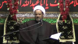 12 Night of 12th Muharram 1436 by Molana Amjid Jaffri