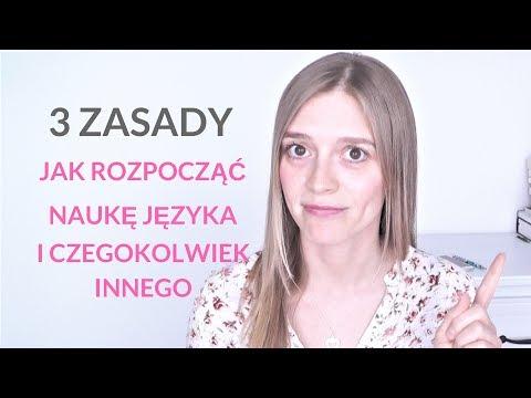 Jak Rozpocząć Naukę Języka - 3 Ważne Zasady | Madame Polyglot