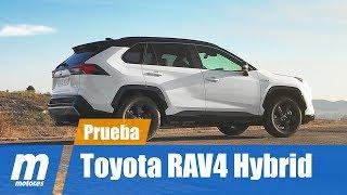 Toyota RAV4 Hybrid 2019 | SUV híbrido | Testdrive & Review en Español
