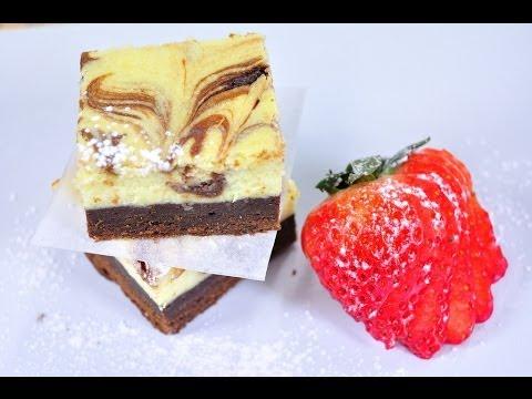 บราวนี่ชีสเค้ก Brownie Cheese Cake