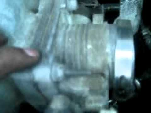 Throttle  Body Cleaning -Mazda Mpv Lx  2000