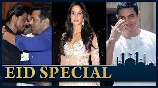 Salman Khan And Shahrukh Khan HUG | Most Sensational Eid Celebration In Bollywood