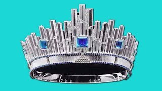 The Evolution of Miss Universe Crown in History (1952- 2015)