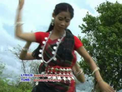 Chakma Song-o Furomon By Amrita Chakma Ami video