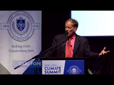 Carl Pope | Keynote Session | Saint Louis Climate Summit - YouTube