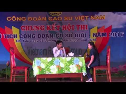 Tiểu phẩm của Nguyễn Mạnh Hùng- Công ty Cổ phần Cao su Tây Ninh