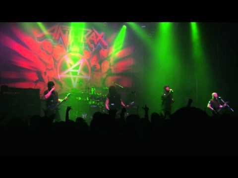 ANTHRAX-Tokyo 6th Apr 2012 (1/7)
