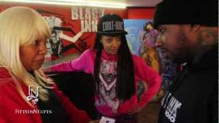 FittedsNtatts Presents Black ink Crew BTS Episode 4 09:05