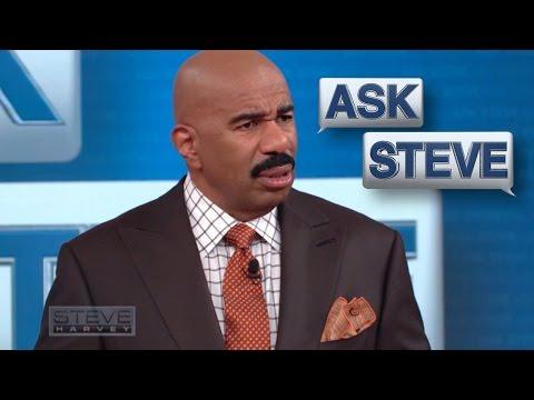 Ask Steve: What the hell!?! || STEVE HARVEY thumbnail